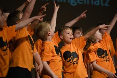 Boys Choir Lucerne Knaben